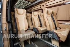 Iveco Daily VIP Class - салон